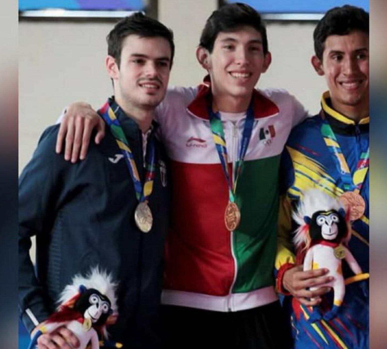 Andy Zelaya! Medalla de plata en Taekwondo , Juegos Centroamericanos y del Caribe, Barranquilla 2018