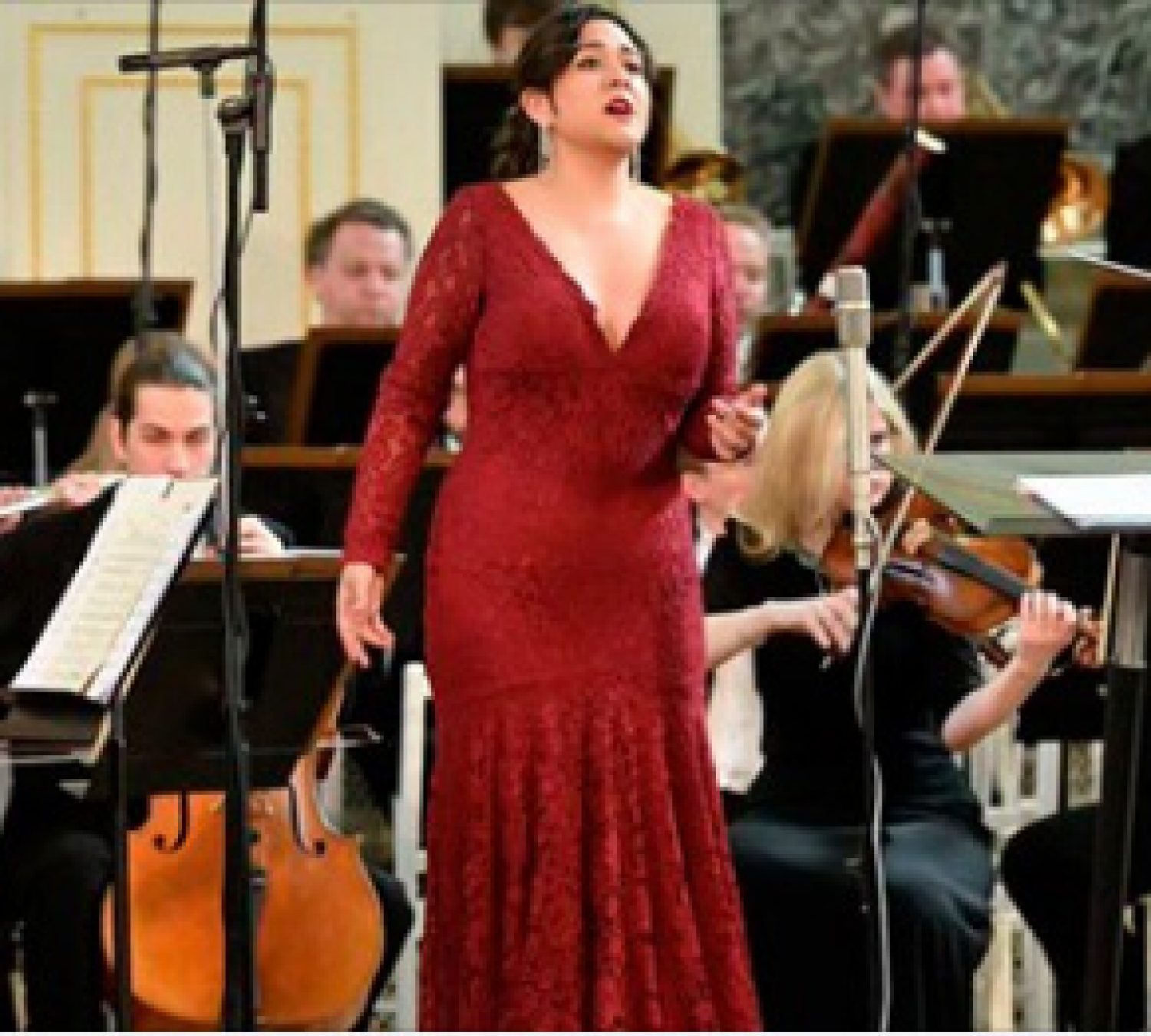 Adriana González will represent us in the BBC Cardiff Singer of the World 2019